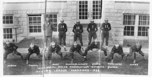 Wamego High School football players - Page