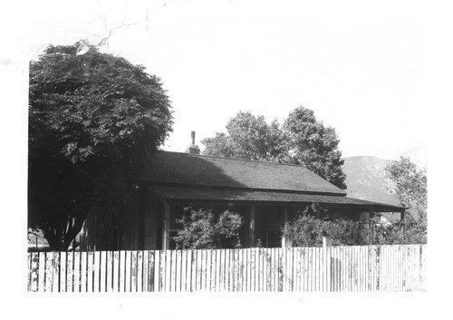 Atchison Topeka & Santa Fe Railway Company section house, Keenbrook, California - Page