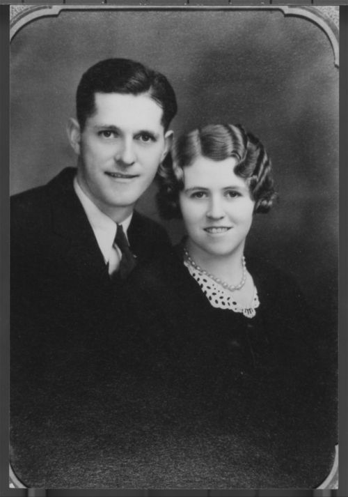 Elton Raymond and Nora Helen Capsey Allen - Page