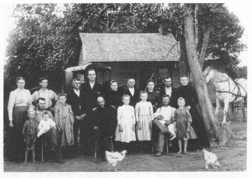Susanna Heatwole Brunk Cooprider and Reuben J. Heatwole families - Page