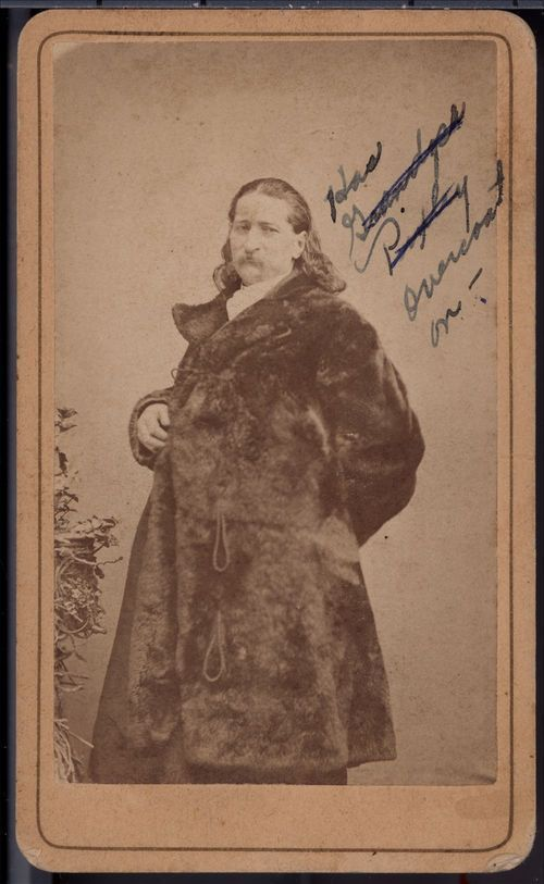 James Butler [Wild Bill] Hickok - Page