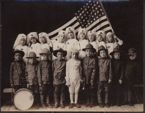 Soliders and Nurses, Topeka, Kansas - Page