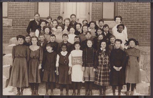Medicine Lodge School, Medicine Lodge, Kansas - Page