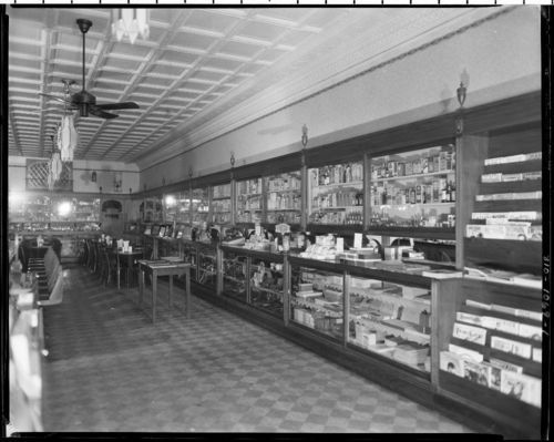 A and B Drug Company, Marysville, Kansas - Page