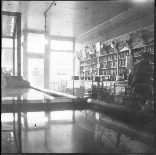E. Vincent Drug Store, Marysville, Kansas - Page