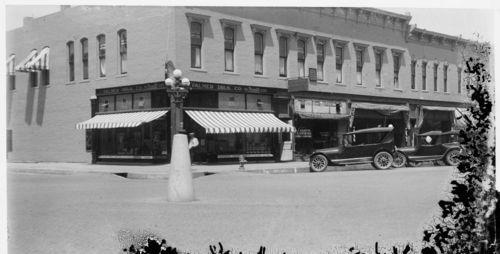Palmer Drug Company, Lawrence, Kansas - Page