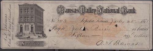 Kansas Valley National Bank, Topeka, Kansas - Page