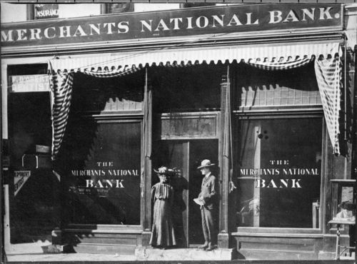 Merchants National Bank, Topeka, Kansas - Page