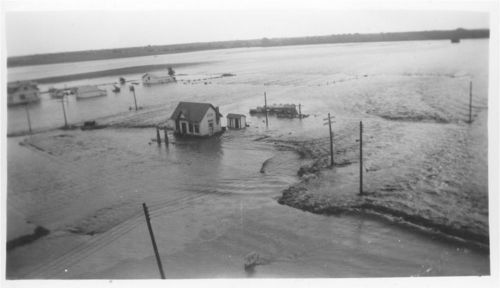Flooding, Morrowville, Ks. - Page