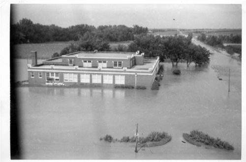 Flooding, Morrowville, Kansas - Page