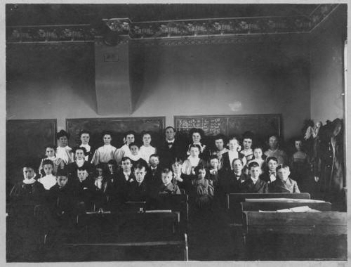 Jefferson Elementary School, Jefferson, Kansas - Page