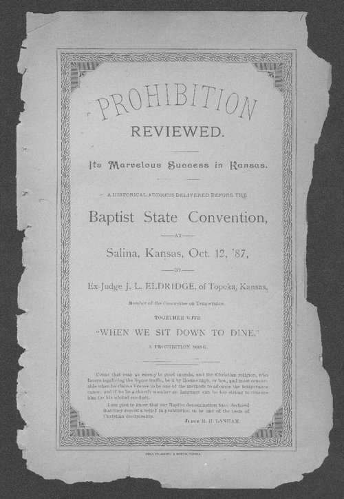 Prohibition reviewed - Page