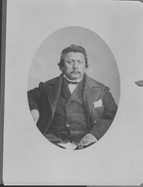 Moses Keokuk, Chief of the Sauk and Fox - Page