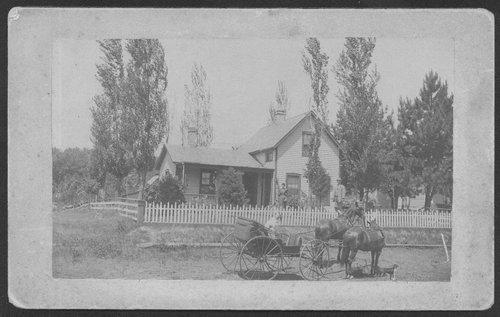 Millard F. Marks' residence, Valley Falls, Kansas - Page