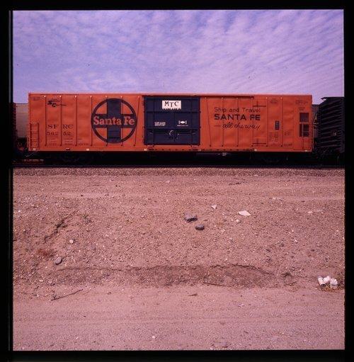 Atchison, Topeka & Santa Fe Railway Company's mechanical refrigerator car - Page