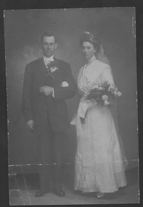 Francis J. DeDonder and Anna M. Germonprez. - Page