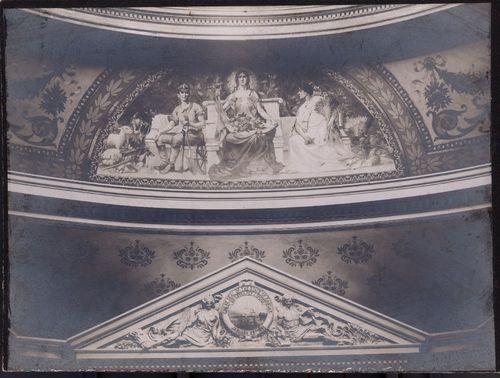 Dome mural, Topeka, Kansas - Page