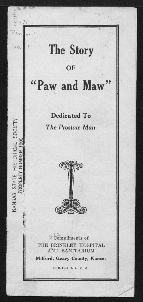 The story of paw and maw - Page