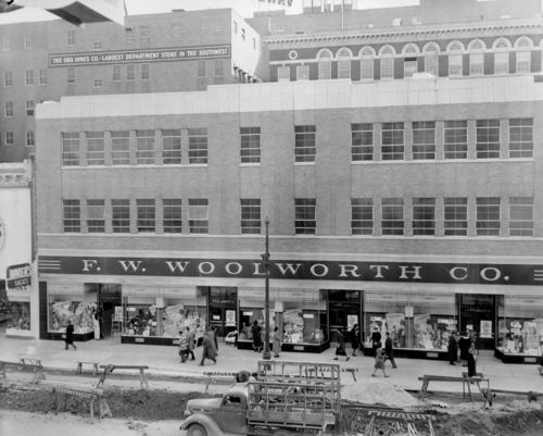 F.W. Woolworth store, Wichita, Kansas - Page