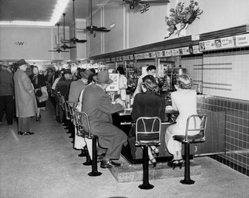 F.W. Woolworth store, Wichita, Kansas - Page