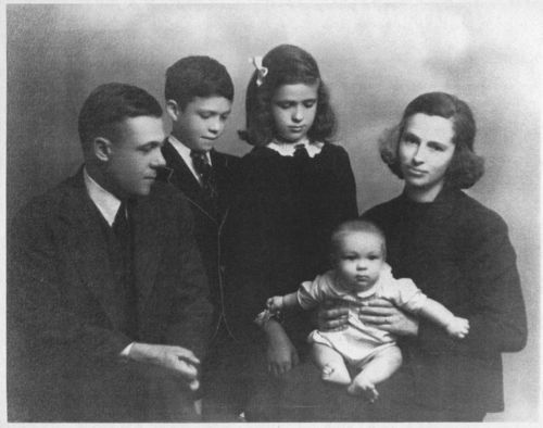 Harry Boehme Fine and family - Page