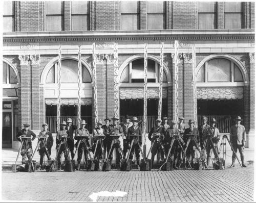 Geological team, Bartlesville, Oklahoma - Page