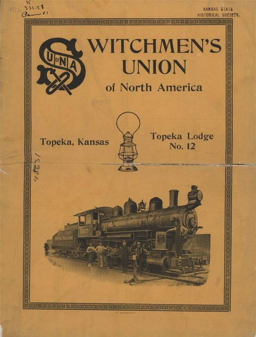 Switchmen's Union of North America - Page