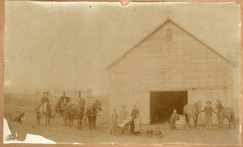 Josiah and Cynthia Morrow farm, Jewell County, Kansas - Page