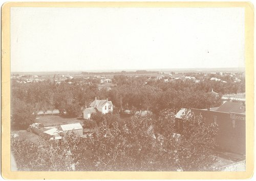 Early Garden City, Kansas - Page