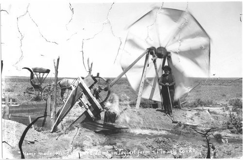 Irrigation scenes, Finney County, Kansas - Page