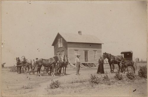 George and Jennie Howe, Jewell County, Kansas - Page