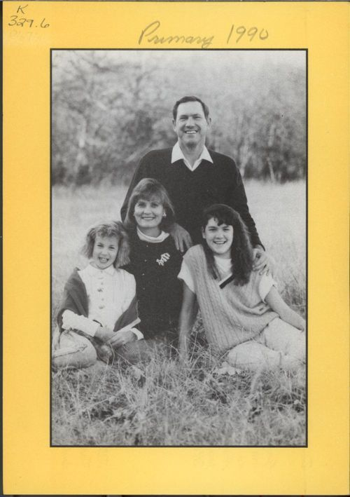 Mike Hayden and family - Page