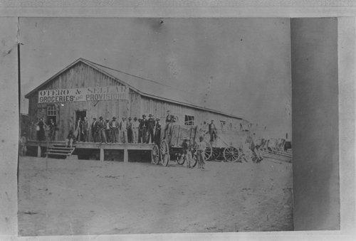 Otero & Sellar Grocery in Hays, Kansas - Page