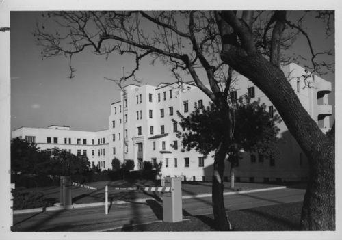Atchison, Topeka & Santa Fe Railway Company's Coast Line Hospital, Los Angeles, California - Page
