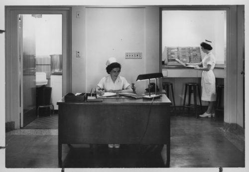 Santa Fe hospital, Los Angeles, California - Page