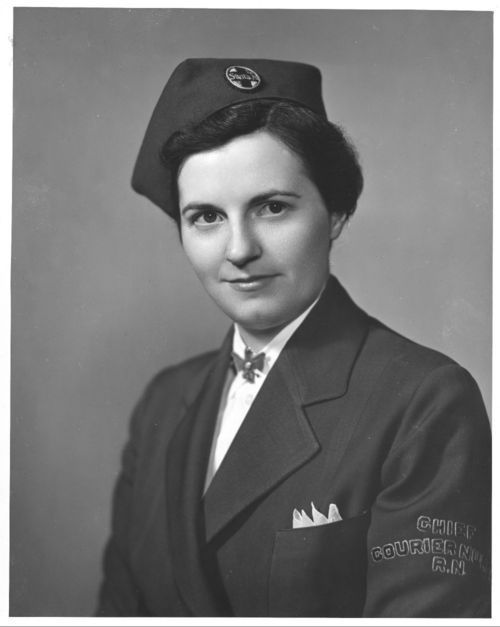 Delma Fraser, Santa Fe Chief Courier Nurse - Page