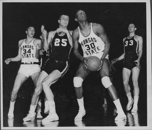 Kansas State University basketball game - Page