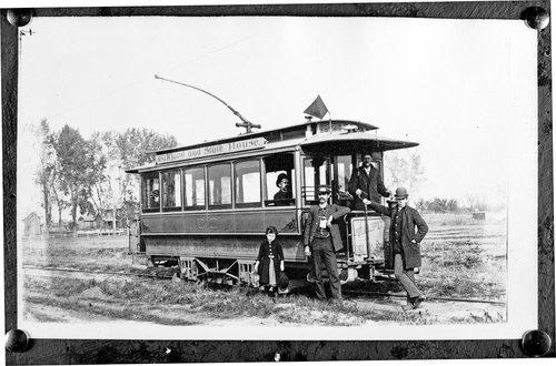 Topeka Rapid Transit street car - Page