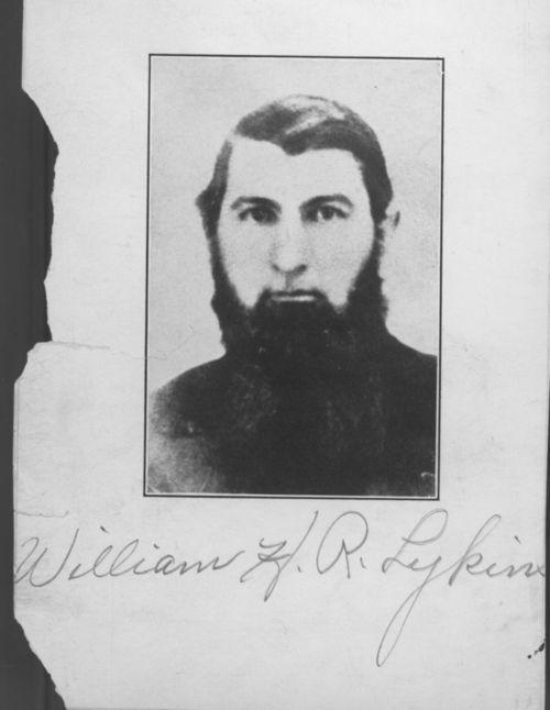 William H. R. Lykins - Page