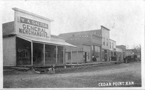 Cedar Point, Kansas - Page