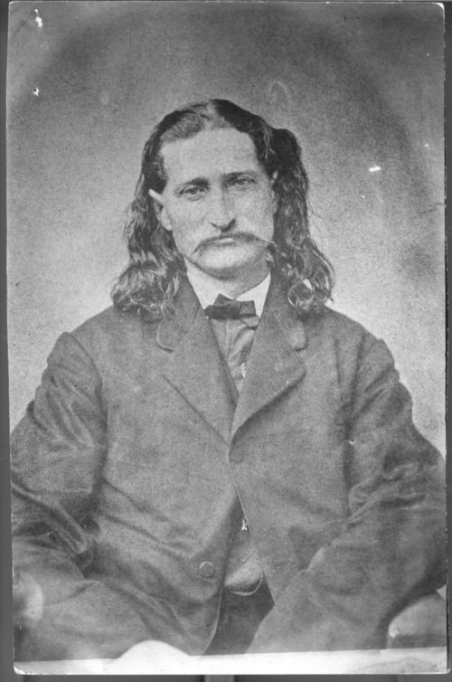 "James Butler 'Wild Bill"" Hickok - Page"