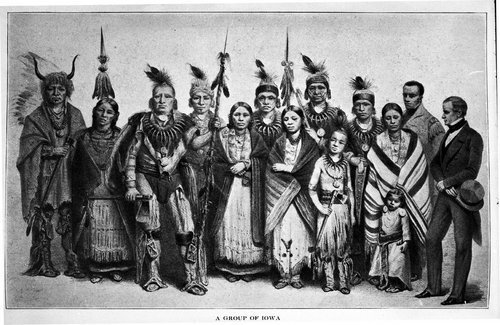 Iowa Indians - Page