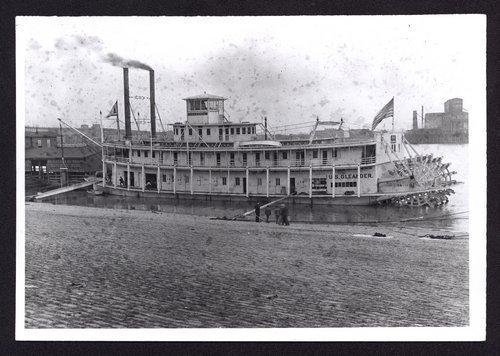 Steamboat U. S. Oleander - Page