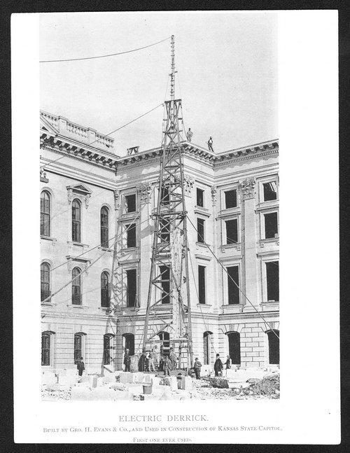Capitol, Topeka,  Kansas - Page