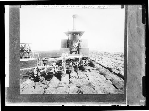 Plowing, Finney County, Kansas - Page