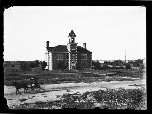 North School, Garden City, Finney County, Kansas - Page