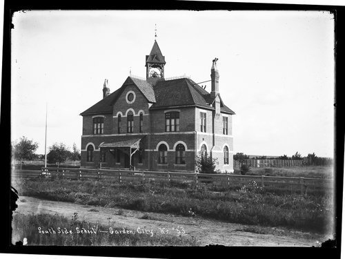 South Side school, Garden City, Finney County, Kansas - Page