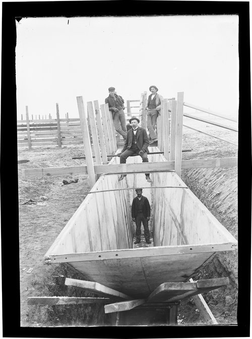 Dipping association, Garden City, Finney County, Kansas - Page