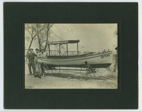 Boating club, Topeka, Kansas - Page