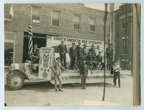 Spanish-American War veterans, Pittsburg, Kansas - Page